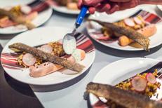 ACR Expériences Toulouse est le restaurant gastronomique du chef Alban Cachat Rosset (® facebook ACR Expériences)