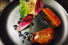 ACR Expériences Toulouse un restaurant gastronomique qui propose des plats élaborés à base de produits frais et de saison, ici le Veau du Ségala (® facebook ACR expériences)