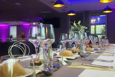 Brasserie du Met Toulouse est un restaurant traditionnel français qui propose de la location de salle pour vos soirées et évènements (® site Brasserie du Met)