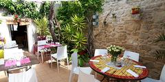 Restaurant avec terrasse Toulouse pour manger à l'extérieur (® SAAM-Fabrice Chort)
